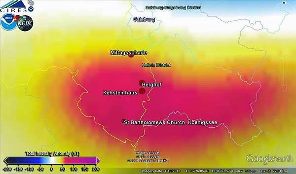 整塊貝希特斯加登區域有著強烈的磁力異常現象,代表這裡是一個能量非常強的跨維度門戶.jpg