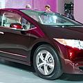 本田FCX Clarity是氫燃料電池演示車