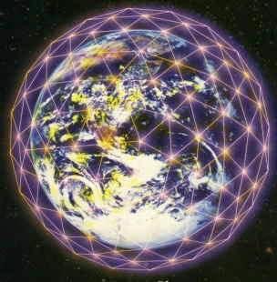 地球周圍有一個由能量流形成的網格系統,而數條網格線交會的地方就是能量漩渦點.jpg
