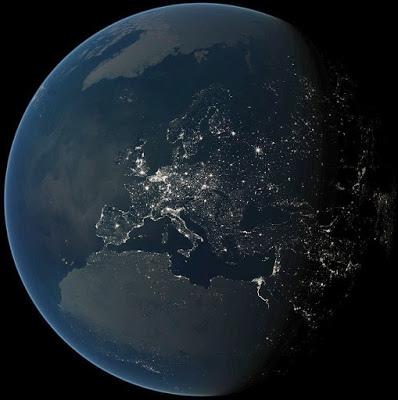 光明勢力呼籲大家透過冥想協助歐洲的民眾