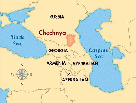 奇美拉想要奪回高加索門戶。這就是車臣部隊涉入敘利亞衝突的幕後原因.jpg