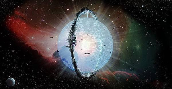美國太空總署的克卜勒太空望遠鏡發現了巨大的外星結構體.jpg
