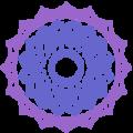 第七脈輪-頂輪 Sahasrara 1.jpg