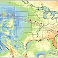 衛星雲圖顯示居住在美國西岸的民眾最有機會親眼看到日食.jpg
