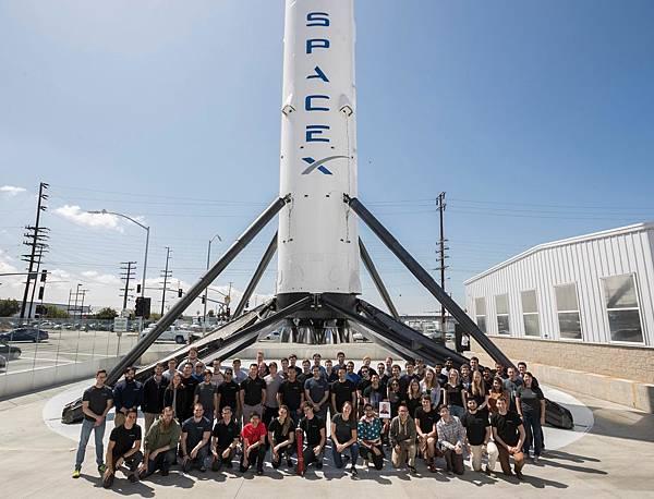 SpaceX計畫2018年每2周一次火箭發射1.jpeg
