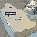沙烏地阿拉伯中西部發現了大約400個石頭結構10.jpg