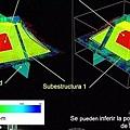 雷射雷達通過牆壁和金字塔周圍的其他建築元素發送電磁信號繪製出寺廟地下的主要結構圖.jpg
