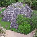 第二場嚴重乾旱或許發生在公元1000年到1100年之間,這一時期恰恰是瑪雅文明的奇琴伊察市倒塌的時期.png