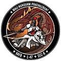 """NROL-47是的任務標語是拉丁文的Mali Nunquam Praevalebunt。中文的意思是""""邪不勝正"""".jpg"""