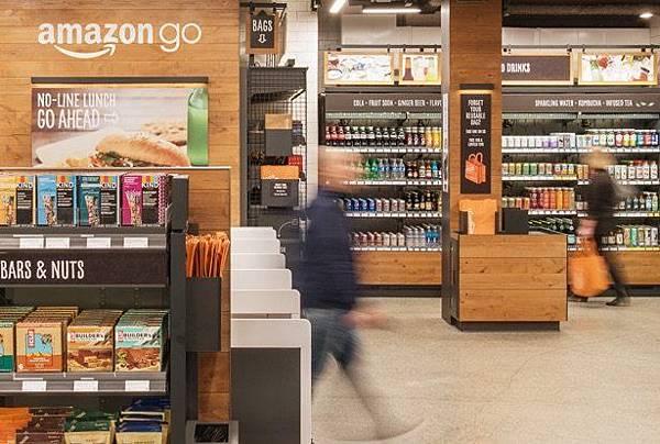 Amazon Go實體商店週一正式開張.jpg