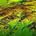 中美洲叢林發現瑪雅巨大古城1-在瓜地馬拉已經發現有6萬多個以前未知的瑪雅建築物.jpg