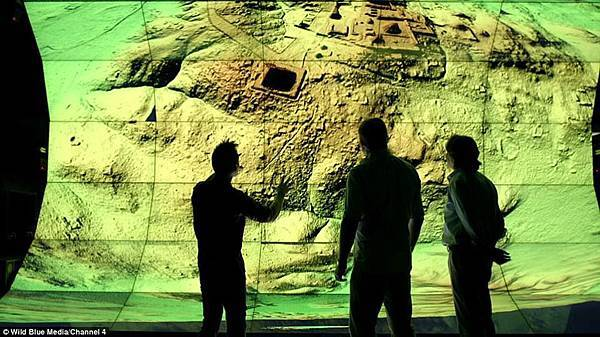 中美洲叢林發現瑪雅巨大古城4-古代瑪雅文明是中美洲最先進的文明之一.jpg