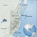 中美洲叢林發現瑪雅巨大古城5-新的發現包括有城市中心的人行道、住家、梯田、儀式中心、灌溉運河和防禦工事.jpg