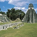 中美洲叢林發現瑪雅巨大古城10-美洲豹蒂卡爾考古遺址神廟.jpg