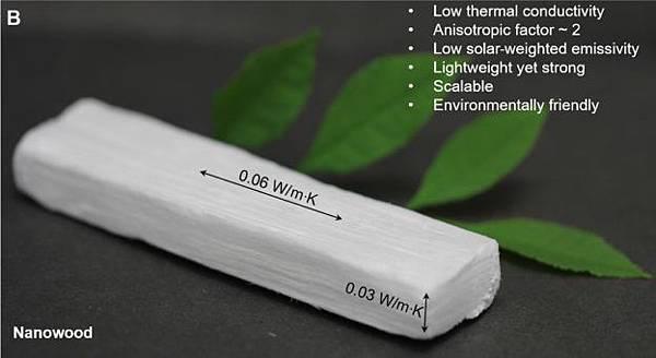 木材成為新絕緣材料,隔熱效果比保麗龍好.jpg