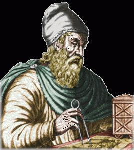畢達哥拉斯向世人說明了這個理論:只有五個規則的多面體.png