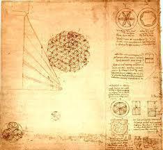 達芬奇學習並研究了生命之花1.jpg