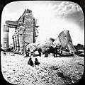 埃及拉美西姆祭廟的重量約為1,000噸.jpg