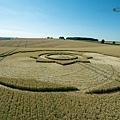 2018-7-10 英國漢普郡九重幾何形狀的麥田圈3.jpg