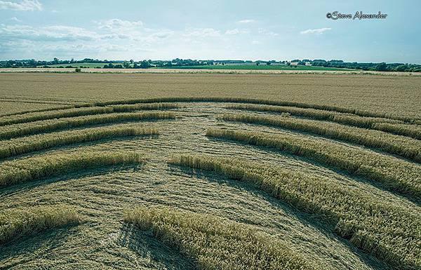 2018-7-14 英國威爾特郡宛如輻射狀的麥田圈11.jpg