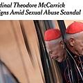 """一些性侵兒童或協助掩蓋罪行神職人員,其中有的當上了地位崇高的""""紅衣主教"""".jpg"""