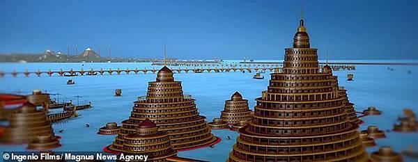 柏拉圖描述了亞特蘭蒂斯城.jpg