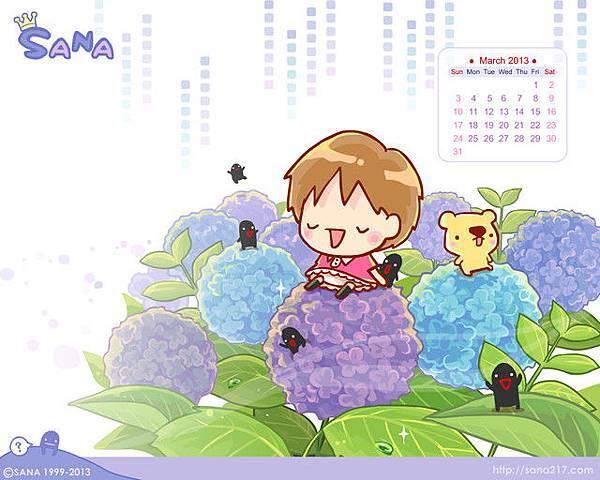 2013年03月-繡球花-1280-1024