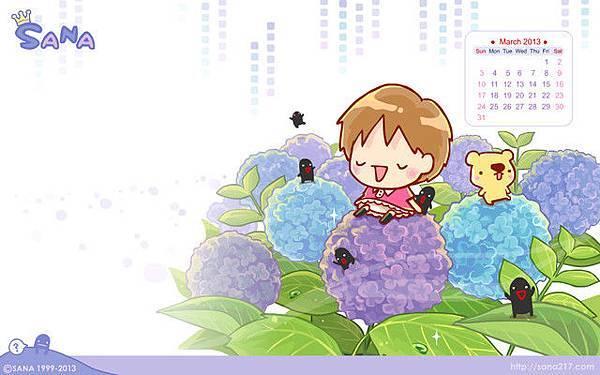 2013年03月-繡球花-1440-900