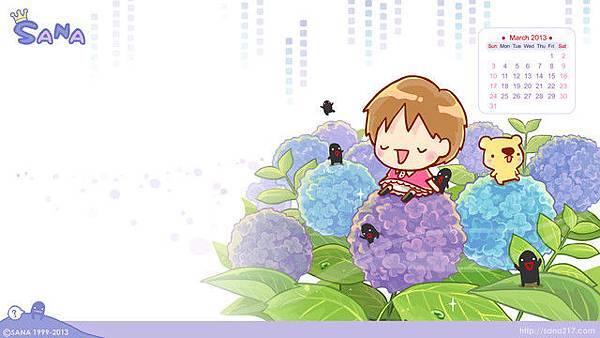 2013年03月-繡球花-1920-1080