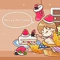 2012年12月-桌布-聖誕炸雞餐-1440-900
