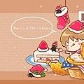 2012年12月-桌布-聖誕炸雞餐-1920-1080