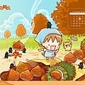 2012年10月-栗子-1280-1024