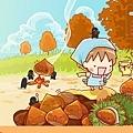 2012年10月-栗子-1280-800