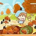 2012年10月-栗子來了-1024-768