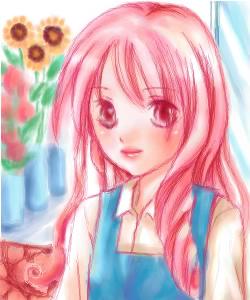 2002/9/18-花店妹妹