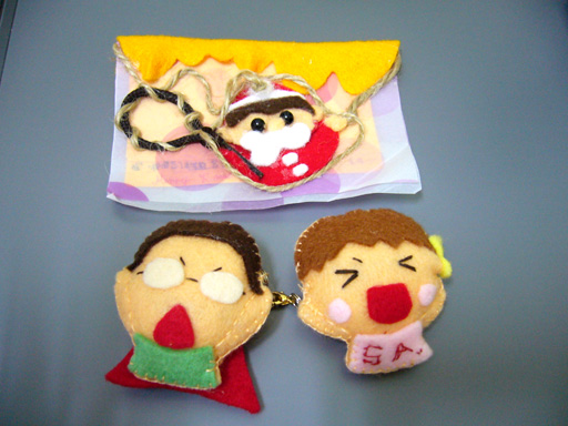 20070215-一V一送的手縫SANA娃娃