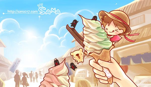 20130606-桌布-六月-霜淇淋-縮