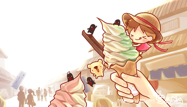 20130606-桌布-六月-霜淇淋-縮-無海