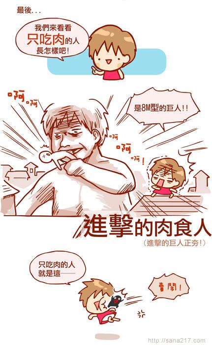 漫畫-20130604-波蜜-不吃菜很危險-3-2