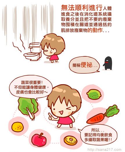 漫畫-20130604-波蜜-不吃菜很危險-3-1