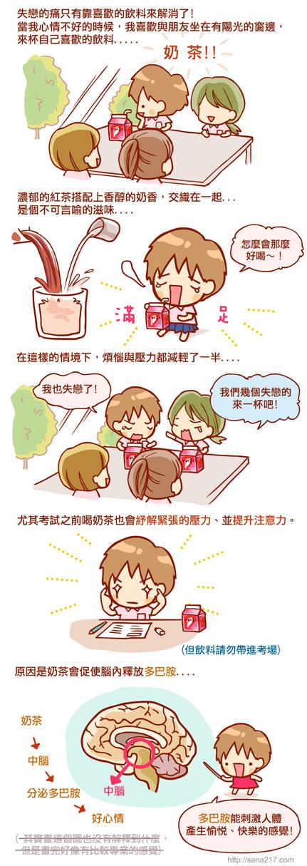 漫畫-20130616-統一奶茶-2
