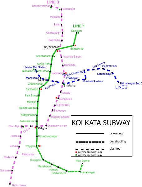 kolkata metro map.png
