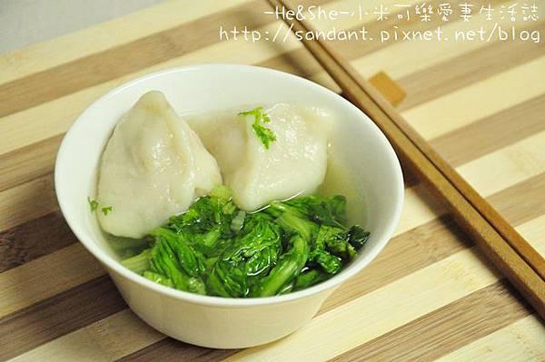 20111222 冬至‧鮮肉湯圓