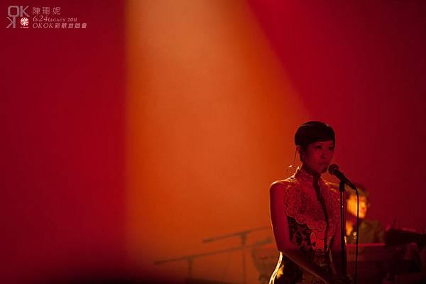 公主唱歌真的氣場超強大的…去過現場的應該這時候都在點頭吧…