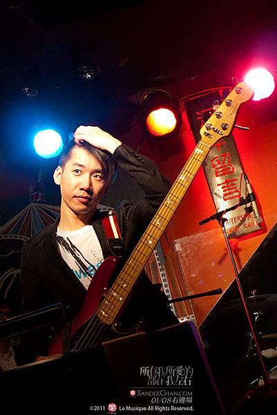 Bass手程杰
