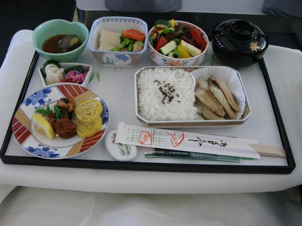 日式早餐 in Premium Laurel class
