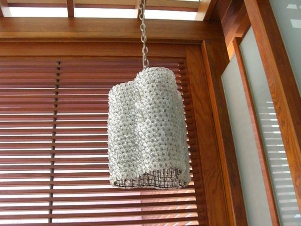 茶屋內的燈飾