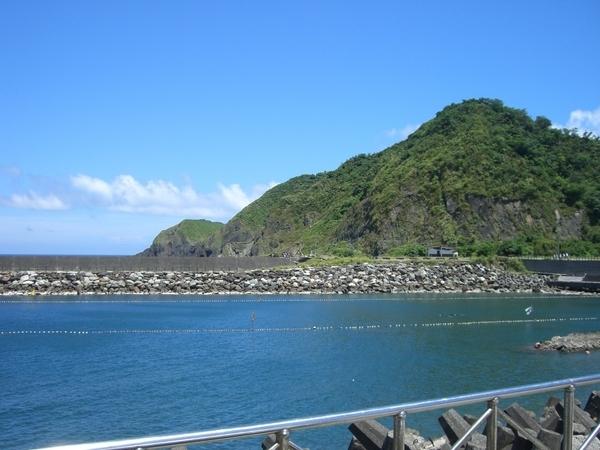 南方澳豆腐岬,看到那藍藍海水了嗎?