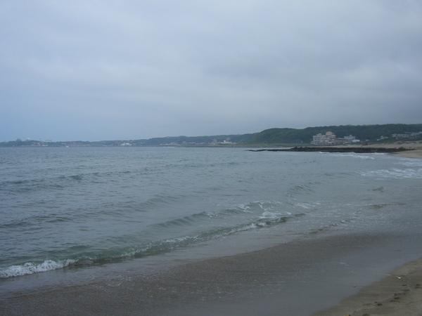 麟山鼻海邊
