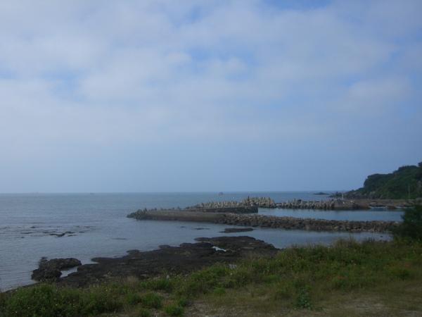 大海配上藍天,怎樣看都不會膩